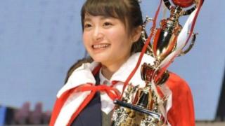 日本一可愛い女子高生