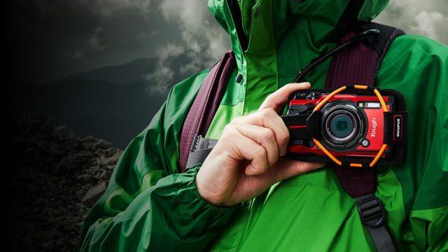 アウトドアカメラ TG-5