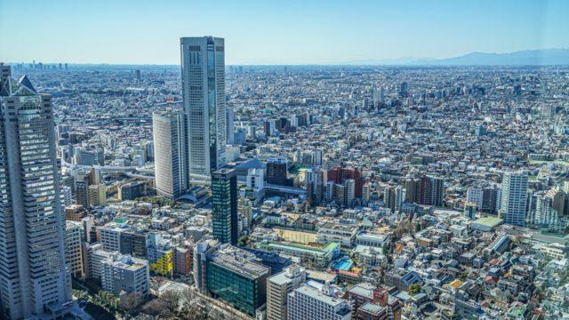新卒無職 東京都内 シェアハウス生活